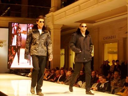 DIEGO M - показ моды в Москве