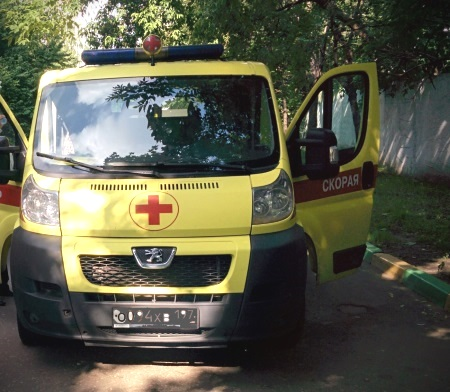 платная скорая помощь и перевозка больных из Московской области в Москву
