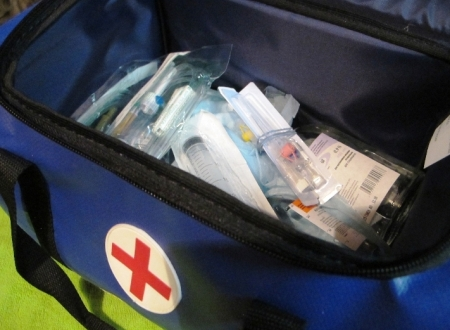 Скорая медицинская помощь в Москве теперь может использовать наркотики для онкологических больных