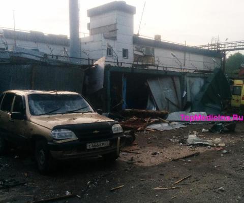 последствия взрыва на Рябиновой улице в москве 22 мая 2015 г.