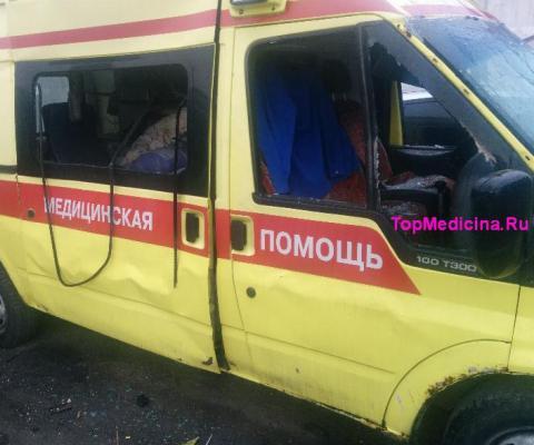 в результате взрыва на Рябиновой улице в москве 22 мая 2015 г. пострадал автомобиль скорой медицинской помощи