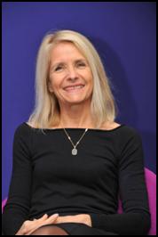 директор по научным коммуникациям группы L'Oreal Патрисия Пино (Patricia Pineau)