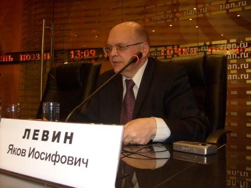 руководитель Сомнологического центра, профессор, Яков Левин