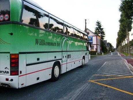 Автобусные туры: туризм теперь не отдых?